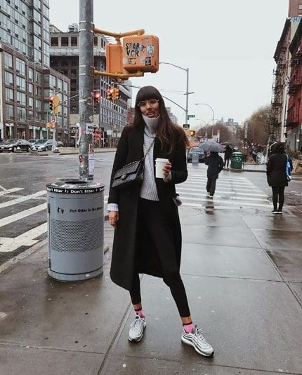 Found: 11 of the Best Winter Outfits With Leggings | Who What We