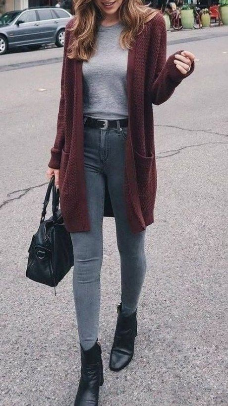 Cute Winter Outfits for Teenage Girls - ClassyStyl