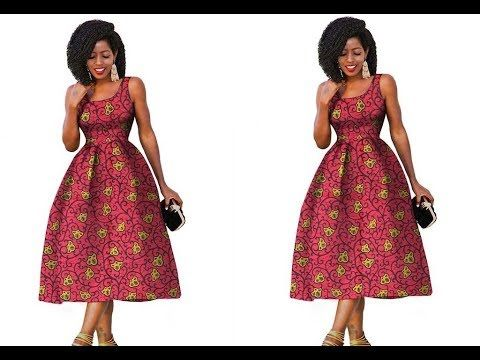 African Women Dresses : Modern #African Dress Styles for Ladies .