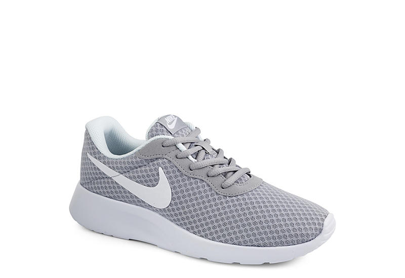Grey Nike Tanjun Women's Running Shoes | Rack Room Sho