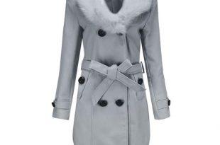 2019 Plus Size Womens Winter Coats Fashion Casual Heating Type .