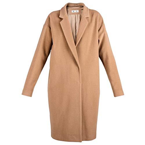 Amazon.com: Womens Coat Outfit || Gorgeous - Camel wool & Cashmere .