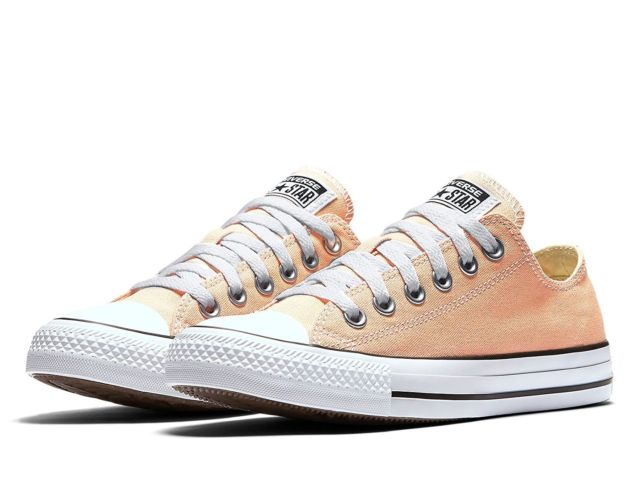 Womens Converse Shoes Chuck Taylor All Star Ox Sunset Glow 155573f .