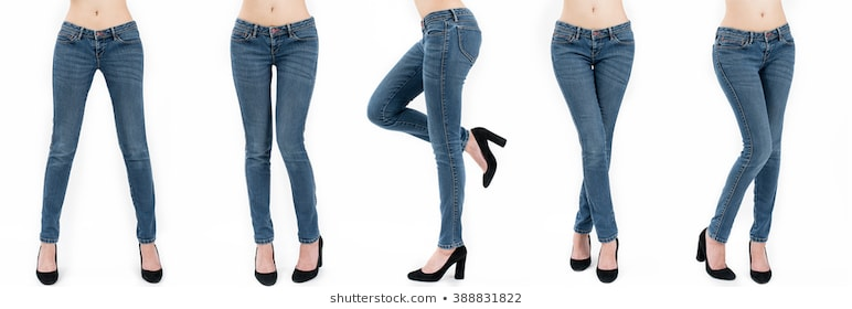 Jeans Woman Images, Stock Photos & Vectors | Shuttersto