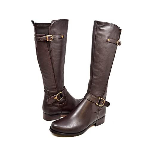 Slim Calf Boots: Amazon.c