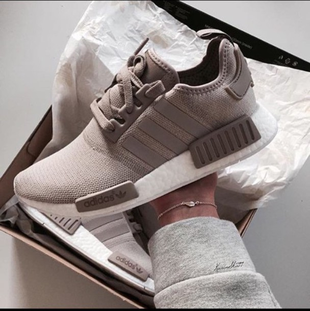 shoes, adidas, adidas, beige, nude, adidas shoes, winter outfits .