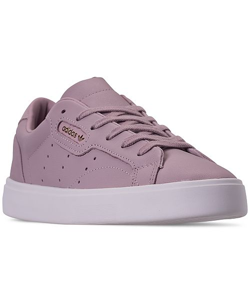 adidas Women's Originals Sleek Casual Sneakers from Finish Line .