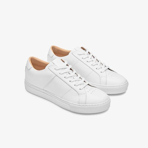 The best leather sneakers for women: Greats, Nike, Adidas, & more .