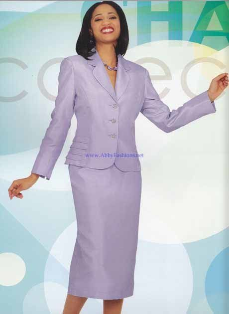 Chancelle Suit 16119 Lilac - Womens Church Suits   Abby Fashio
