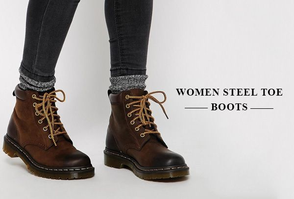Best and beautiful Women steel toe boots (Updated August, 2016 .