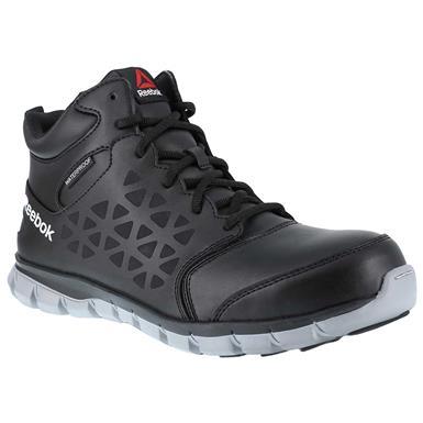 Reebok Work Rb4144 | Mens Composite Toe Work Shoes | Rogan's Sho