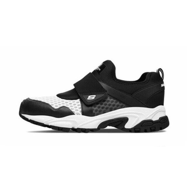 Skechers Shoes Men Comfortable Breathable Autumn Summer Mesh Brand .
